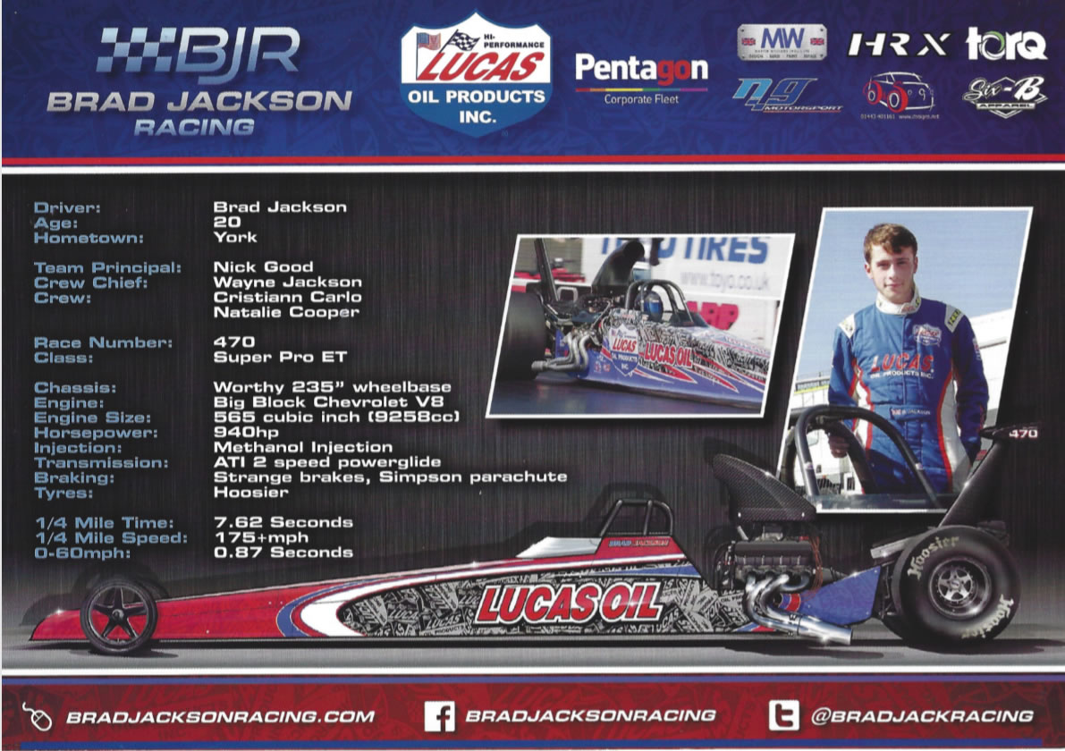 Brad Jackson hero card 2017 Back